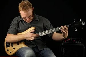 """Stuart Clayton: """"Shape of My Heart"""" for Solo Bass"""