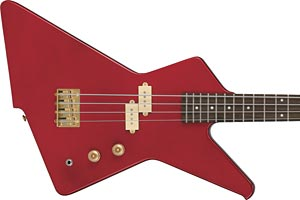 Ibanez Unveils Limited Edition Destroyer Bass