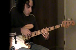 Darren Frate: And Dream of Sheep for Solo Bass