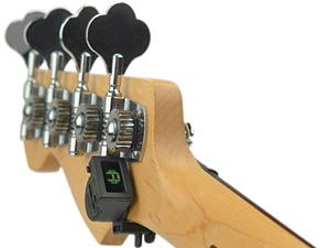 Planet Waves Introduces NS Mini-Headstock Tuner