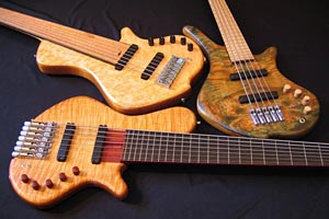 Skjold Design to Revive JP Basses This Fall