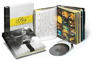 """Sting Releases """"25 Years"""" Box Set"""