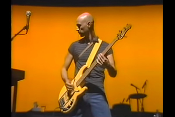 """King Crimson: """"Sleepless"""" Live in Japan with Tony Levin"""