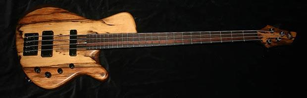 AC Guitars Tefano SS Short Scale Bass