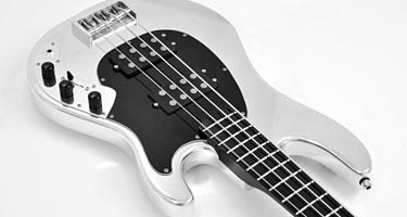 Bass of the Week: Alusonic S-Special Aluminum Bass