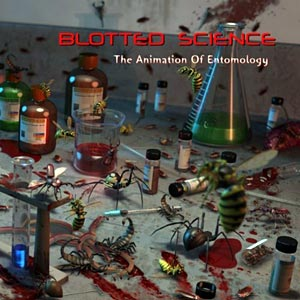 """Blotted Science, Featuring Alex Webster, Releases """"The Animation of Entomology"""""""