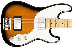 Fender Introduces Modern Player Series Bass Guitars