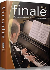 MakeMusic Releases Finale 2012