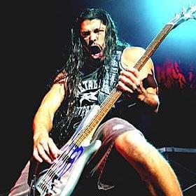 Robert Trujillo: New Metallica Album Under Way