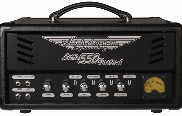 Ashdown Engineering Announces Limited Edition Little Bastard LB-550 Amp