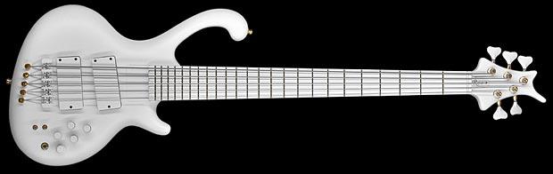 Jens Ritter LaMarquis Jefferson Signature Bass: The Bone