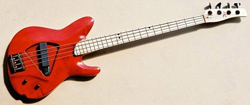 Spalt Instruments vViper Prototype - Full-Length