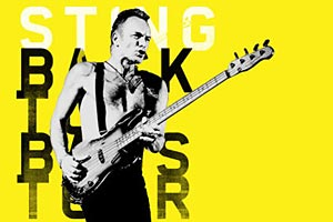 """Sting Adds to """"Back to Bass"""" Tour with European Dates"""