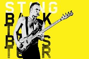 Sting: Back to Bass European Tour