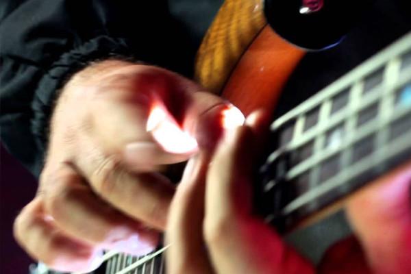 Joel Moncorvo: Rockin' The Bass