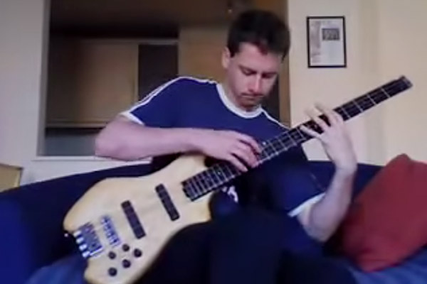 "Bass Cover Week: Zander Zon's Solo Bass Cover of Led Zeppelin's ""Stairway To Heaven"""