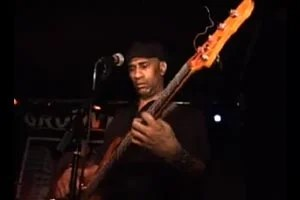 "Li'nard, ""The Best Bass Guitarist in NYC"": Live Bass Solo"