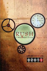 "Rush Releases ""Time Machine 2011 – Live in Cleveland"""