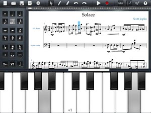 best music notation app for ipad 2019