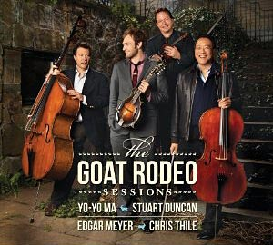 Edgar Meyer Featured on The Goat Rodeo Sessions