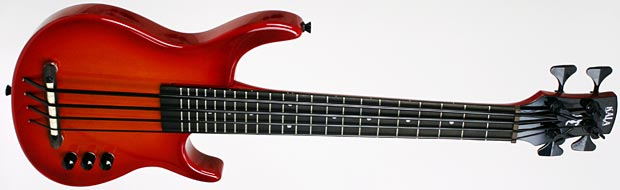 Kala S-U-B Series Cherry Burst U-Bass