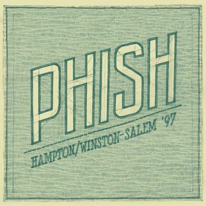 Phish Releases Hampton/Winston-Salem '97 Box Set