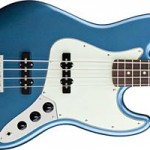 Squier James Johnston Signature Jazz Bass Available Worldwide in 2012