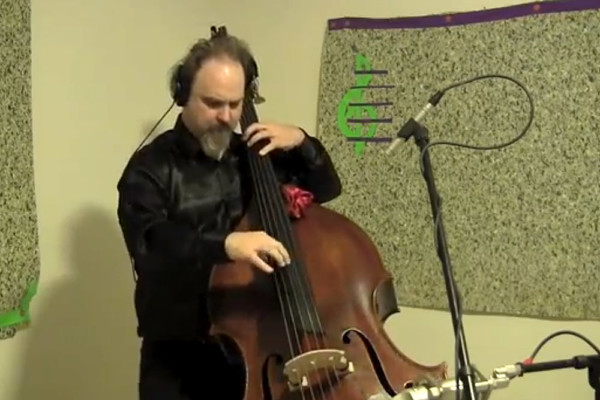 "Donovan Stokes: Solo Bass Arrangement of ""Gentle Rain"" by Luiz Bonfá"