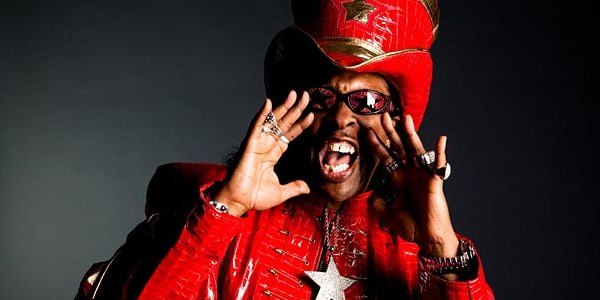 2011 Readers' Favorite Bassists – #5: Bootsy Collins