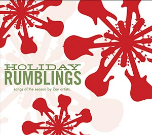 "Zon Guitars Releases All-Bass Holiday Album, ""Holiday Rumblings"""