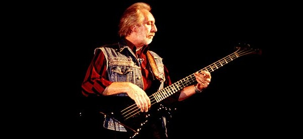 2011 Readers' Favorite Bassists – #7: John Entwistle