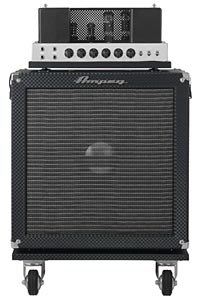 Ampeg Announces 2012 Run of Limited Edition Heritage B-15 Amps