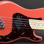 Dingwall Unveils Super P Bass at NAMM 2012