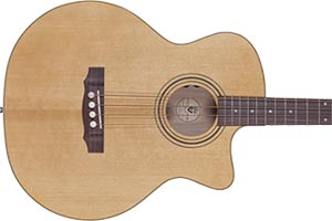 Guild Announces B-54CE Standard Acoustic Bass Guitar