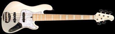 Lakland Darryl Jones Signature Skyline 5-string Bass