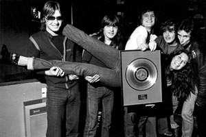 AC/DC Gold Record