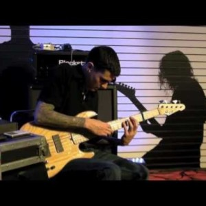 "Evan Brewer: ""A Climate For Change,"" Live at NAMM 2012"