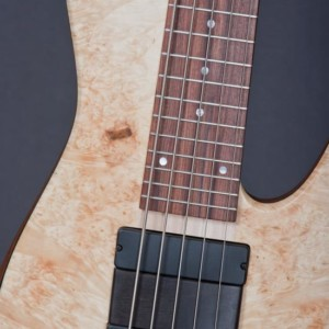 Fodera Introduces Matt Garrison Standard Bass
