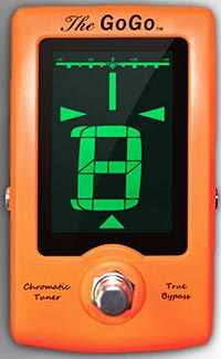GoGo Tuners Release First Pedal Tuner