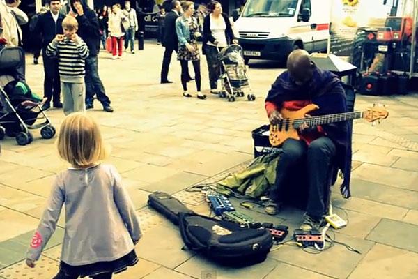 Ojay: Street Performance Awesomeness