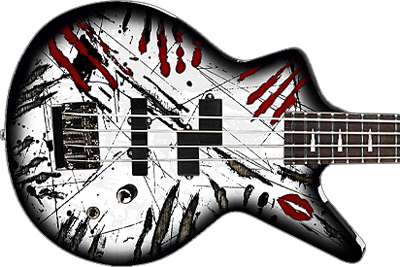 Dean Introduces Updated Ashley Purdy Signature Basses