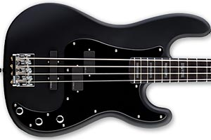 ESP Introduces Frank Bello Signature and LTD FB-4 Basses