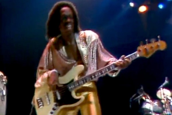 "Earth, Wind and Fire: ""That's the Way of the World"", Live (1981)"