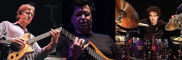 Jimmy Haslip Joining Alan Holdsworth Band and Tour