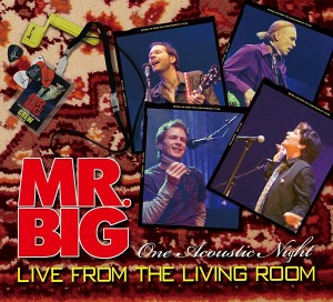 Mr. Big: Live From the Living Room