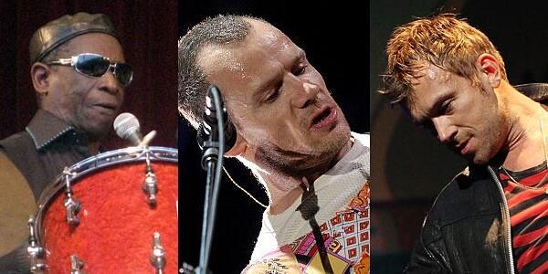 Rocket Juice and the Moon: Flea, Tony Allen and Damon Albarn to Release Debut Album