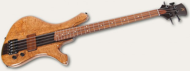 Ansir Music Imperial SL Bass