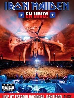 "Iron Maiden Releases ""En Vivo!"""