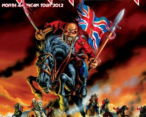 Iron Maiden Announces Maiden England North American Tour