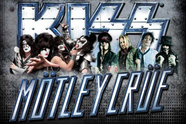 KISS and Mötley Crüe 2012 North American Tour